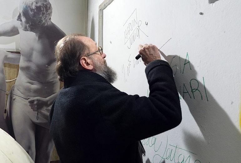Weplanet: il designer De Lucchi firma uno dei globi