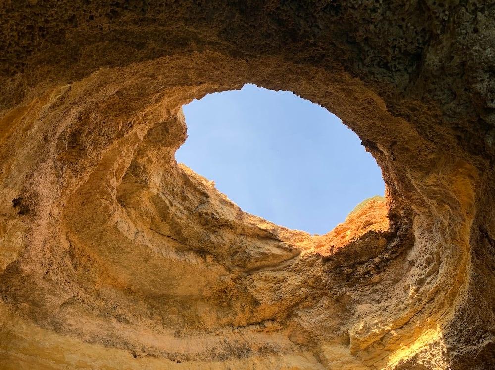 grotta di benagil