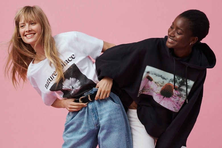 H&M e la collaborazione con Helena Christensen