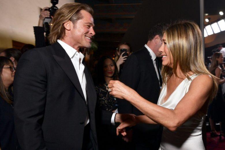 Jennifer Aniston parla di Brad Pitt: «Gli auguro il meglio, ma non tornerei mai con lui»