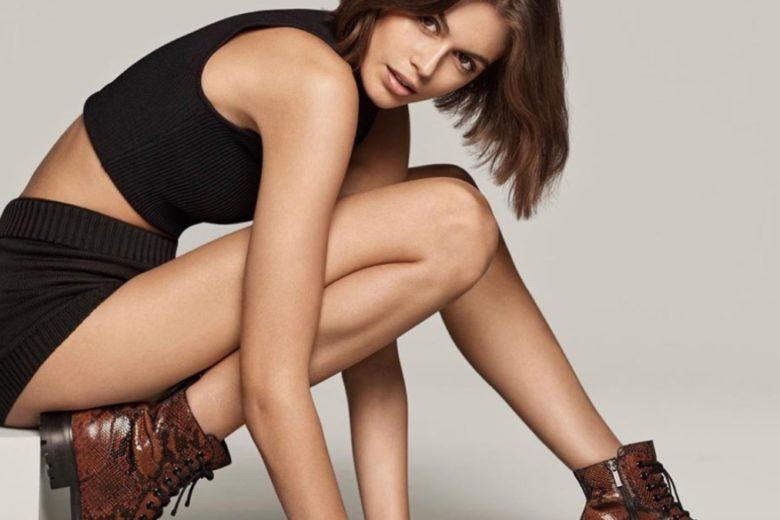 """Arriva """"Jimmy Choo and KAIA"""", la capsule di scarpe disegnata dalla modella e influencer"""