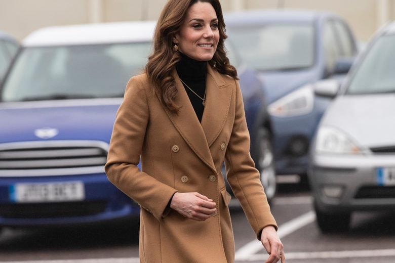 IL BFF di Kate Middleton? Il suo cappotto cammello!