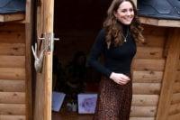 "Kate Middleton ha indossato una gonna animalier di Zara  ""wow"" (e, ops, è già sold out!)"