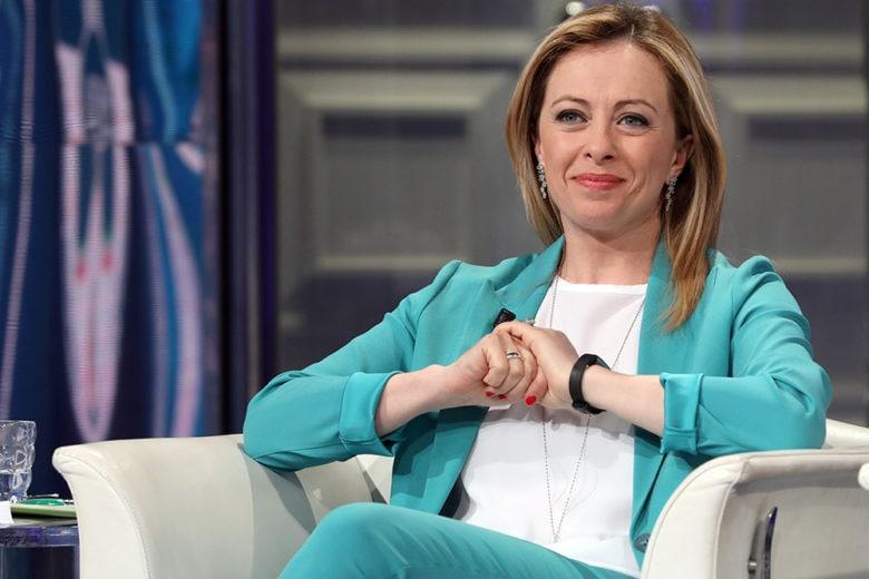 """Giorgia Meloni: """"Sono una leader non un tabù"""""""