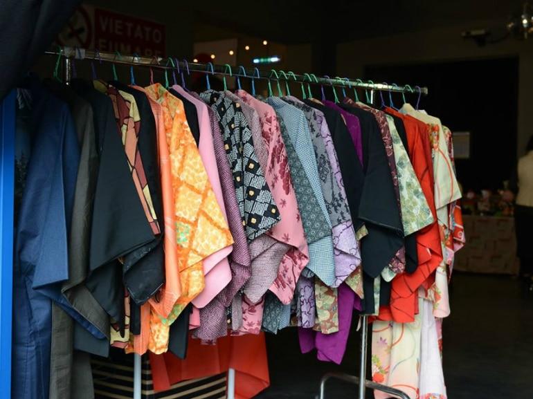 mercatino giapponese roma