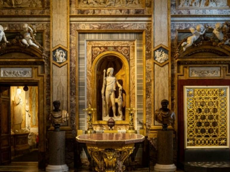 mostra Valadier Splendore nella Roma del Settecento