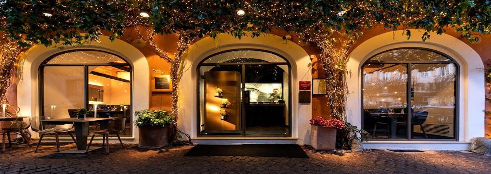 per me giulio terrinoni ristorante roma foto hero