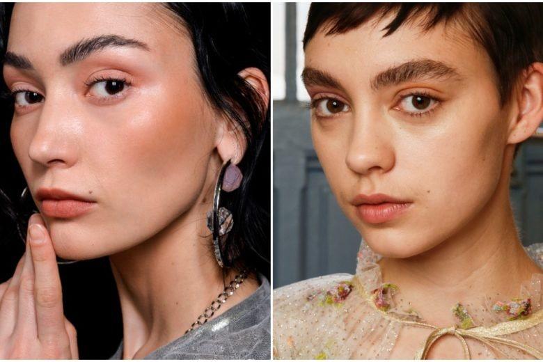 Soap brows: la nuova frontiera per sopracciglia da urlo