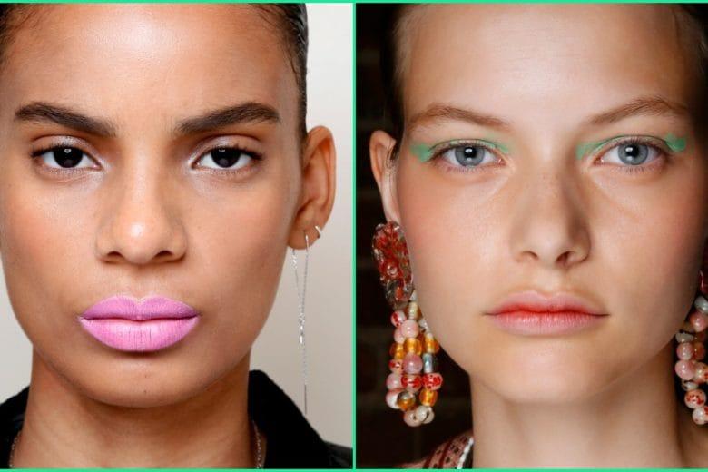 Trucco pastello 2020: il make up più creativo del momento