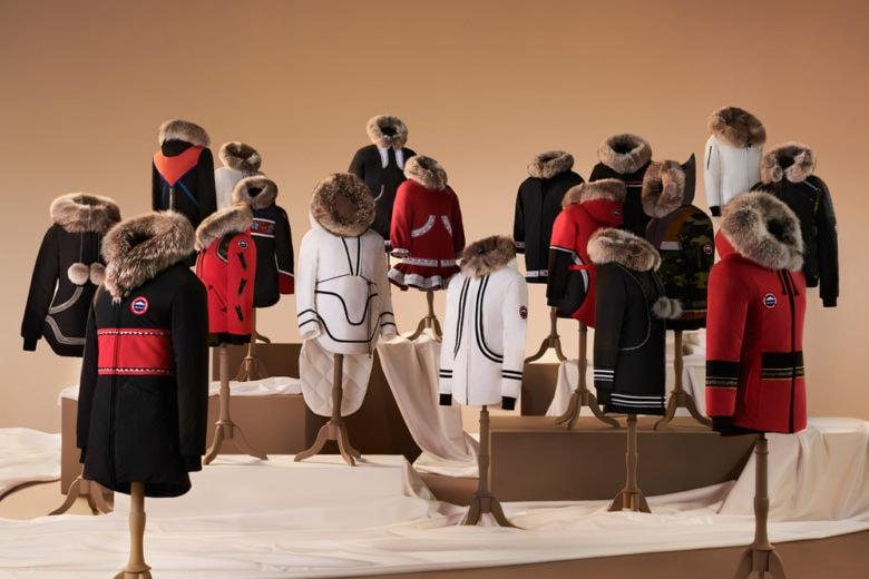 Canada Goose lancia i parka creati insieme ai designer Inuit