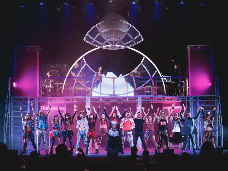 we will rock you musical teatro brancaccio