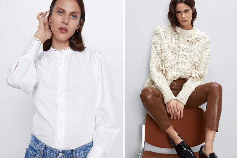 12 capi della Nuova Collezione di Zara che non dovreste lasciarvi scappare!