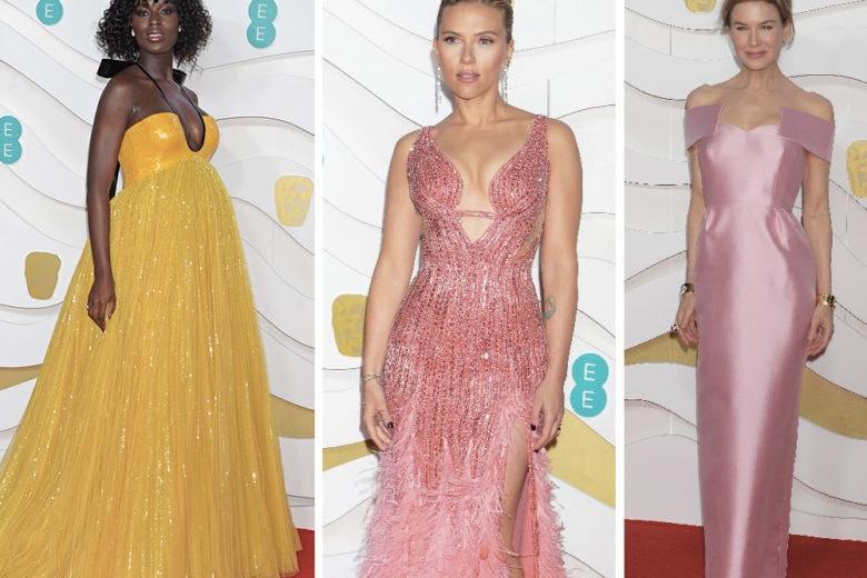BAFTA 2020: tutti i look delle star sul red carpet