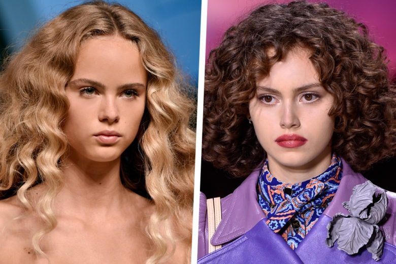 Tagli capelli ricci 2020: le tendenze dalle passerelle da copiare ora