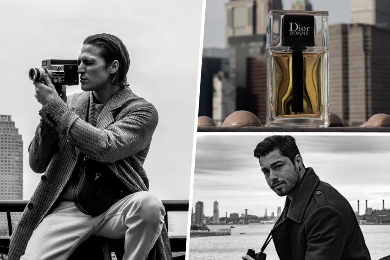 New York raccontata da Andrea Faccio e Luca Vezil per il profumo Dior Homme