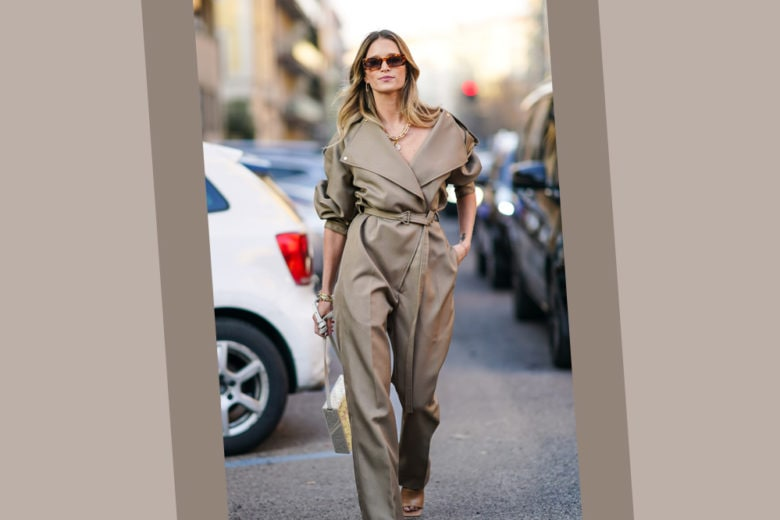 Chic in jumpsuit come Helena Bordon: get the look!