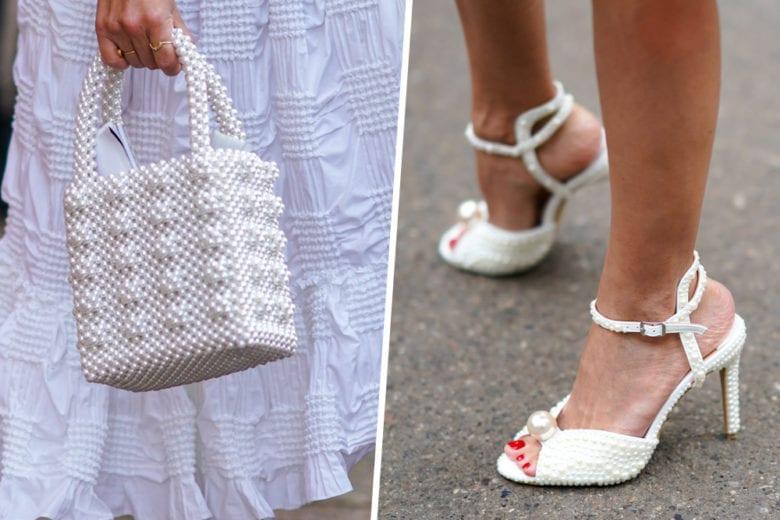 Le perle saranno il dettaglio romantico e bon ton da indossare in primavera (ma anche subito!)
