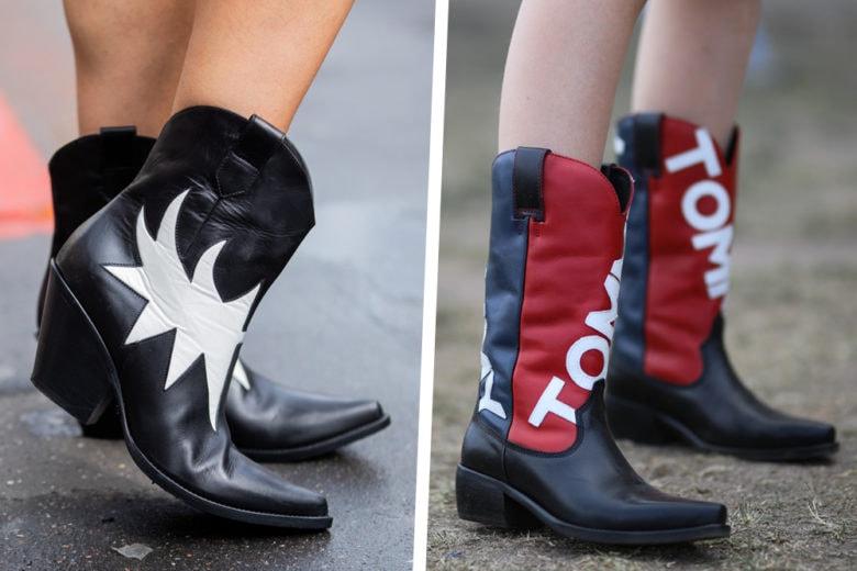 Stivali e stivaletti texani: i modelli che vorrete subito indossare questa primavera