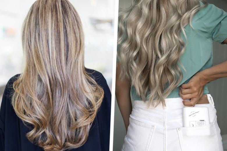 Un taglio scalato per i capelli lunghi? Ecco tutte le idee da copiare ora