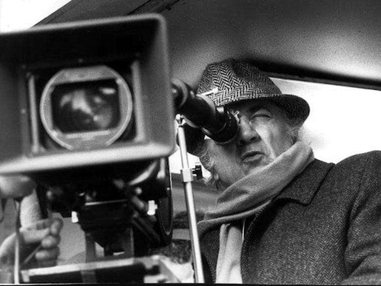 Felliniana – Ferretti sogna Fellini a Cinecitta