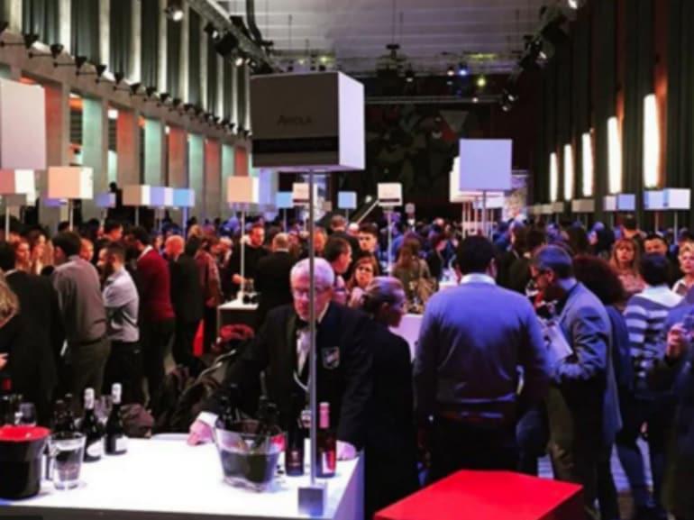I migliori vini italiani al Salone delle Fontane