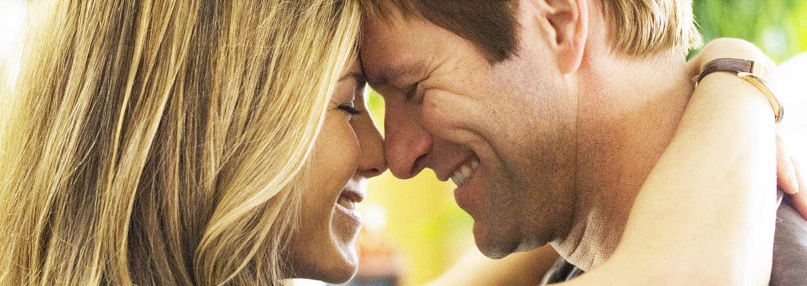 Jennifer Aniston coppia