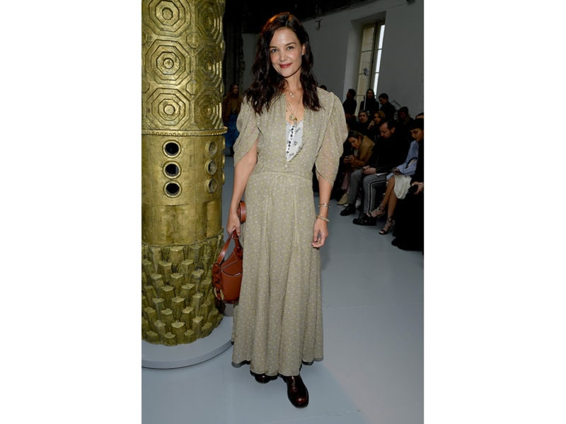 Katie-Holmes-attends-the-Chloe-show-getty