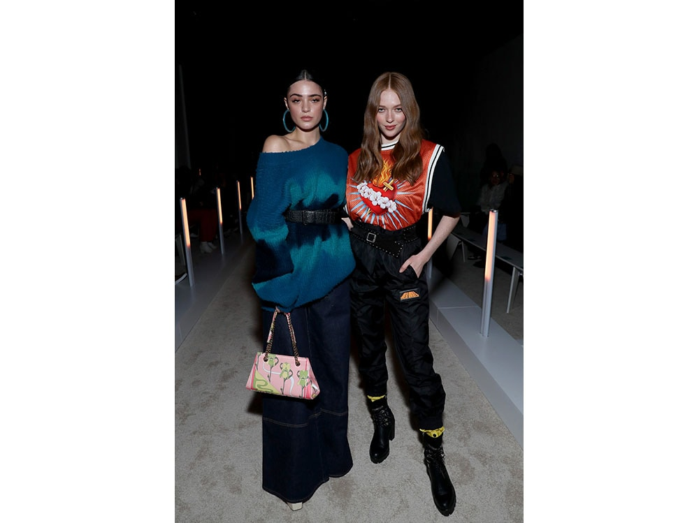 Luna-Blaise-and-Larsen-Thompson-attend-Palm-Angels-getty