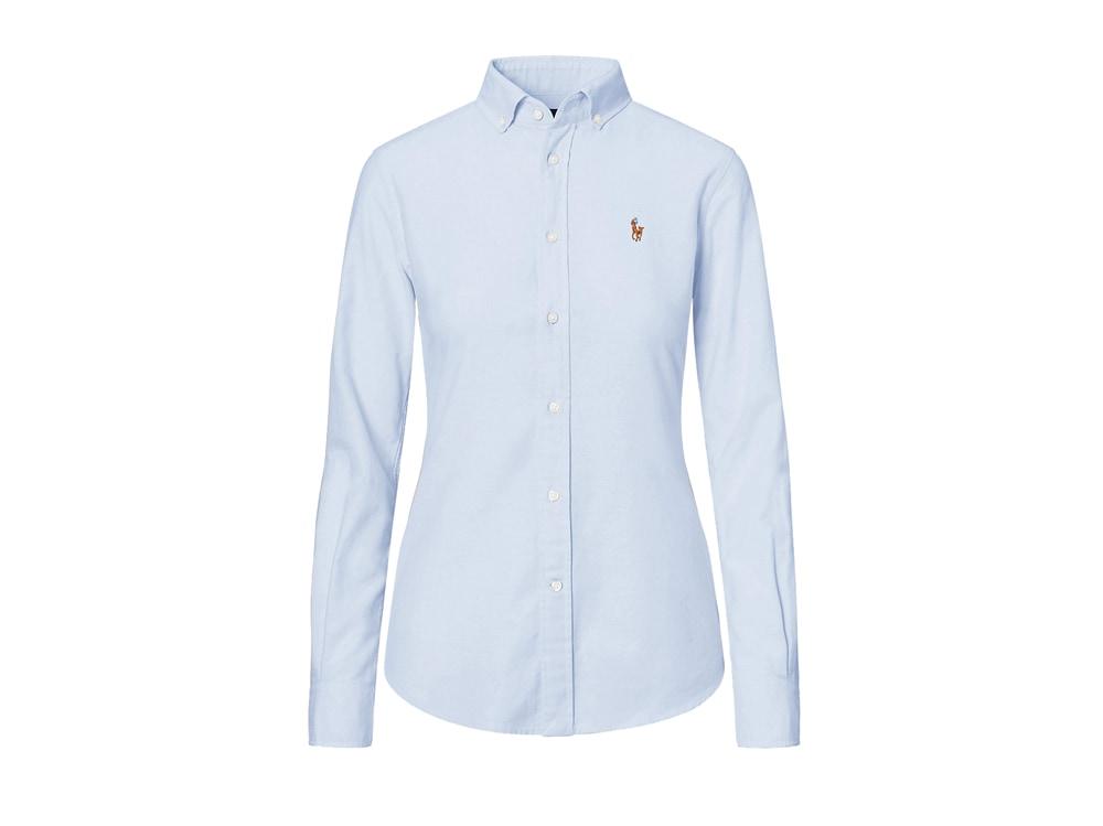RALPH-LAUREN-camicia-oxford-in-cotone-slim