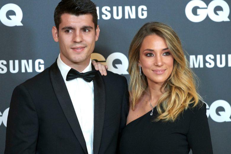 Alice Campello è incinta, terzo figlio in arrivo con Alvaro Morata