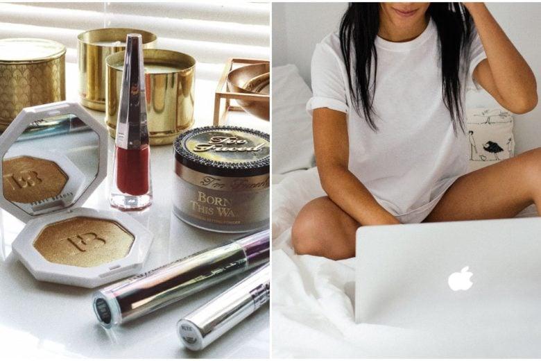 Shopping beauty: il meglio per gli acquisti di bellezza online