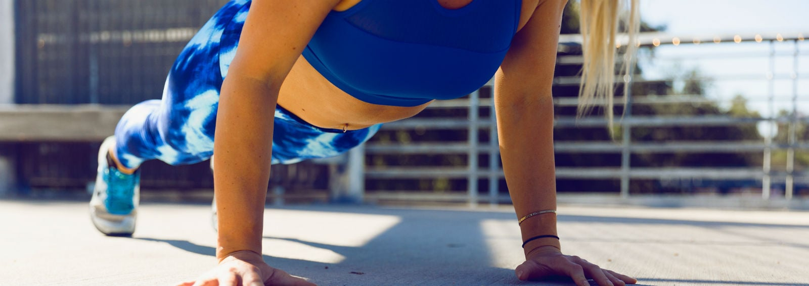 Core donna muscoli