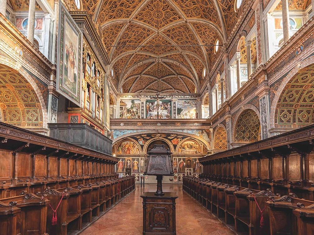 chiesa san maurizio milano