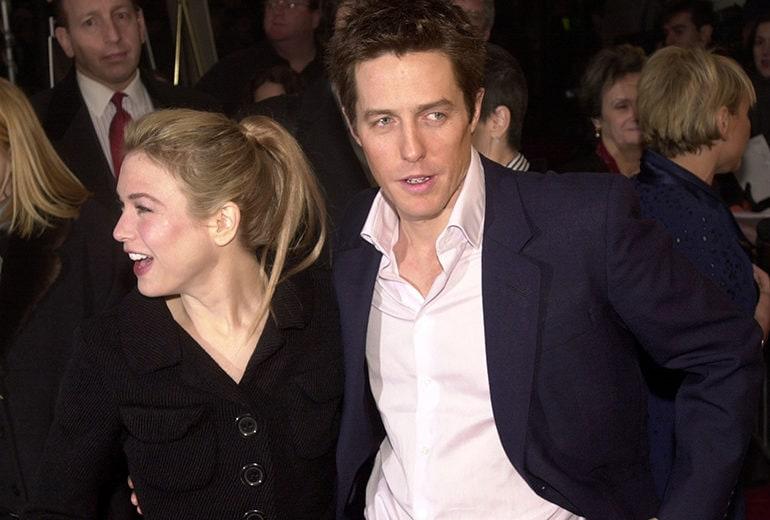 Hugh Grant si congratula con Renée Zellweger: «Ben fatto, Jones»