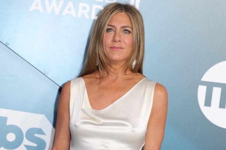 Jennifer Aniston svela qual è il segreto che le permette di mantenere questo aspetto