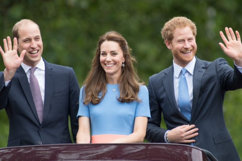 A William e Kate manca Harry (e non Meghan): «Erano un trio inseparabile»