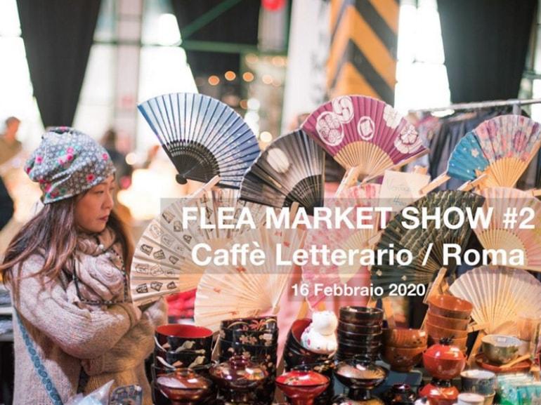 mercatino giapponese caffe letterario