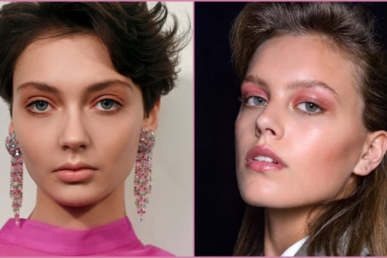 Ombretto rosa: come portarlo per creare un make up fresco e chic