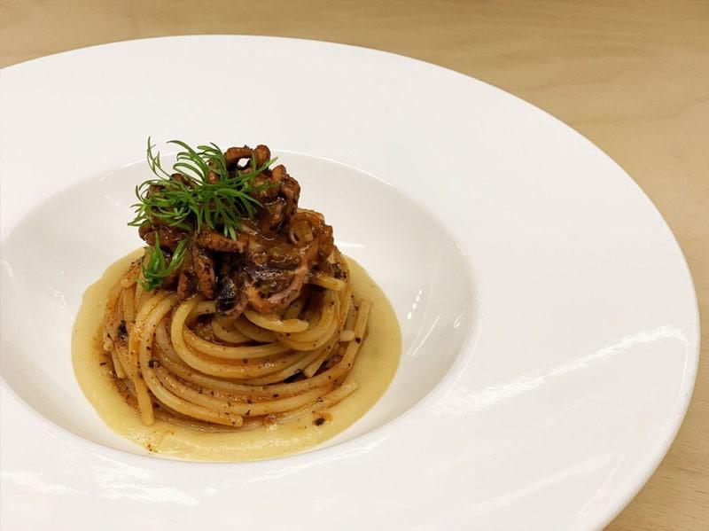 orma bruna spaghetto mancini