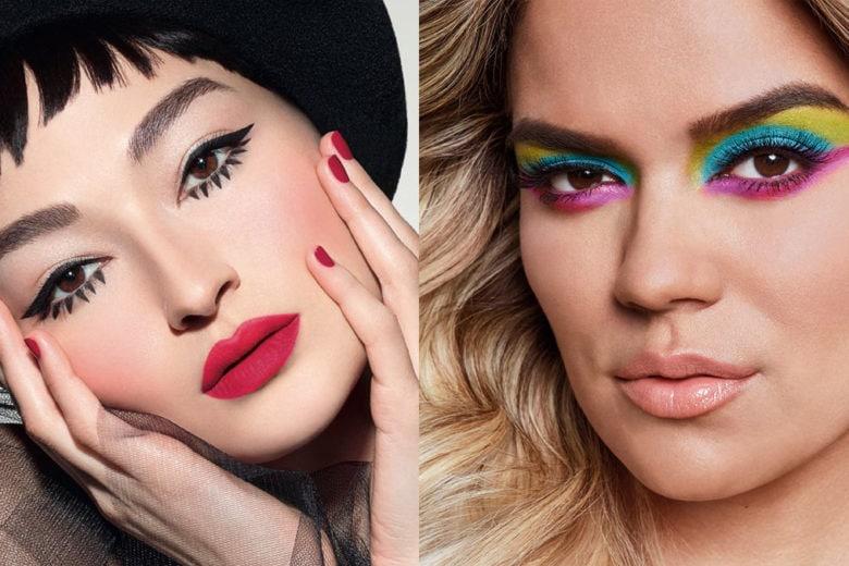 Palette ombretti, viso e labbra: i must have della Primavera 2020