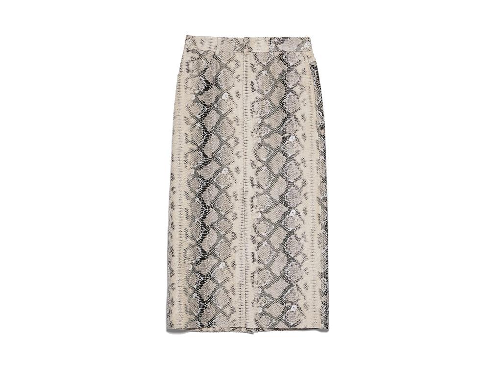 pencil-skirt-snake-zara