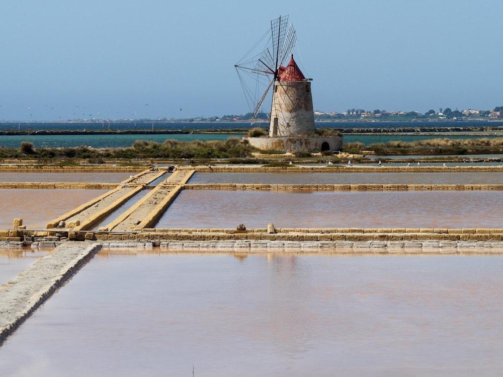 saline di Trapani, Sicilia