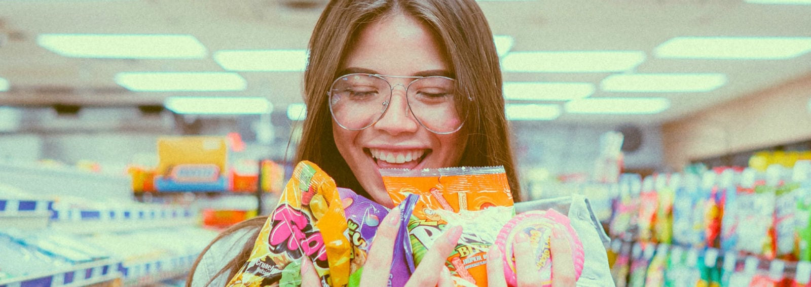 supermercato donna