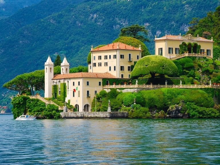 Villa Balbianello Green Way Como, foto da Pixabay