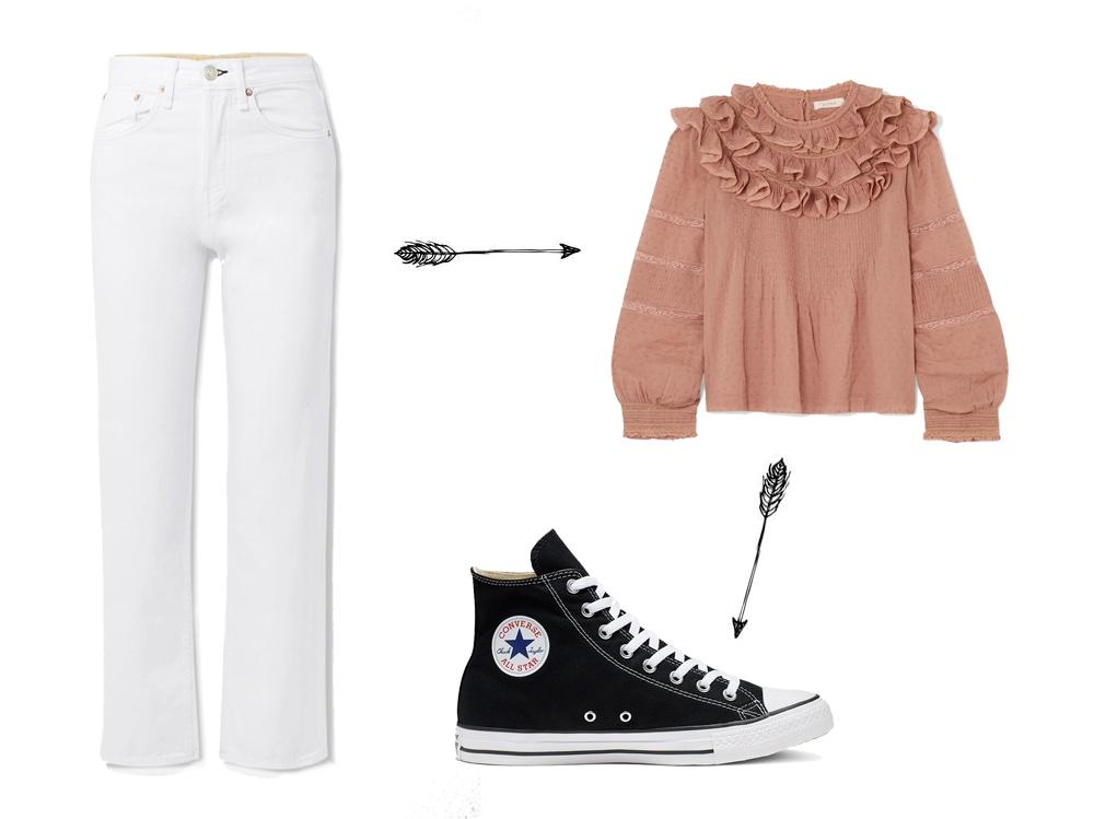 Sneakers: ecco come indossarle in 5 outfit perfetti per ogni