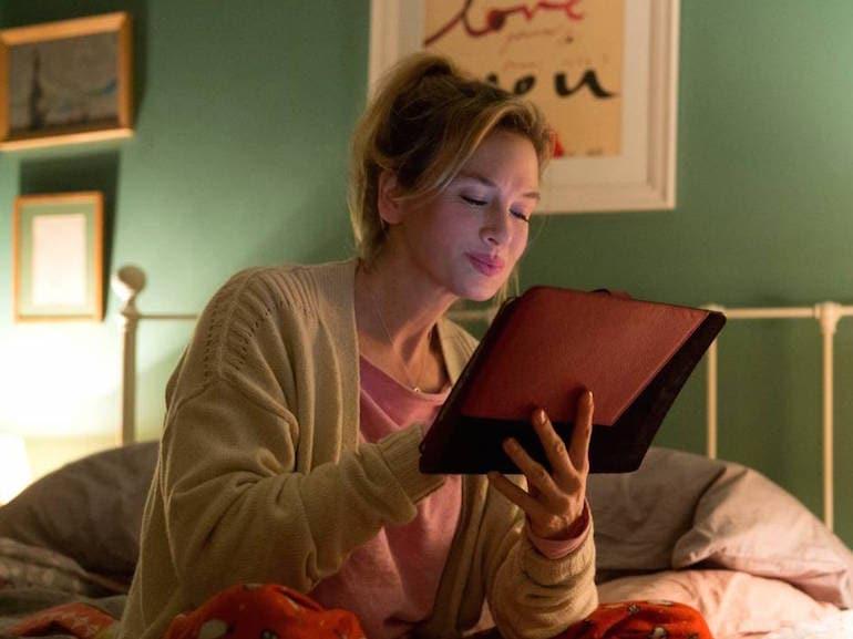 Bridget Jones pigiama