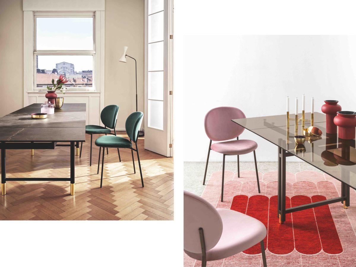 Calligaris sedie tavoli imbottiti su misura personalizzazioni arredo casa 2