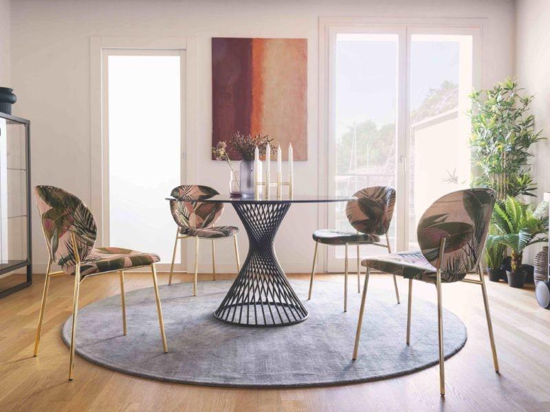 Calligaris sedie tavoli imbottiti su misura personalizzazioni arredo casa MOBILE