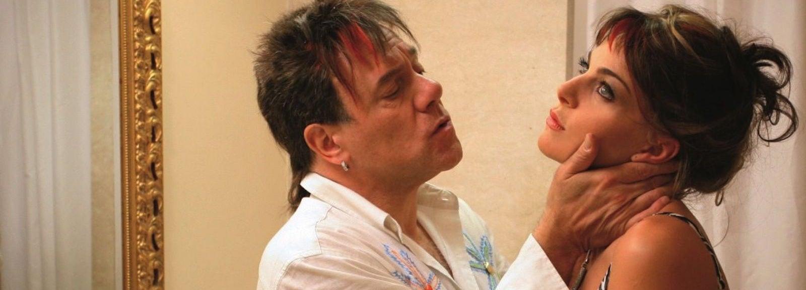 Carlo Verdone e claudia gerini