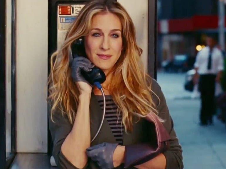 Carrie Bradshaw telefono